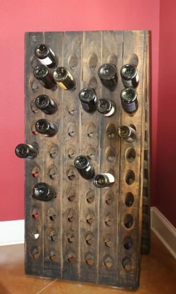 120 bottle red
