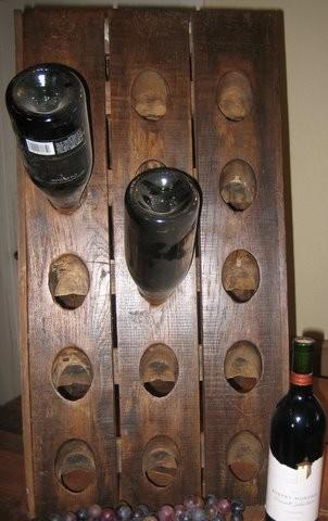 Petite Riddling Rack A-Frame 30 Bottle Rack