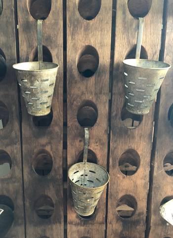 Tiny Olive Buckets