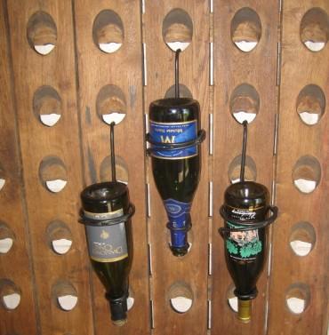 Twisted Bottle Hangers